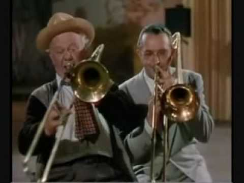 Charles Winninger & Tommy Dorsey - I Love Corny Music