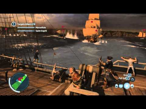 Batalha Naval: Assassin's Creed 3