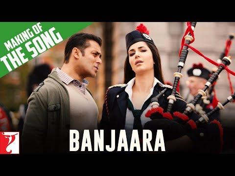 Making Of The Song - Banjaara - Ek Tha Tiger