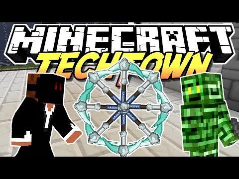 Minecraft TechTown - TURTLE ARMEE GO #87 - auf gamiano.de