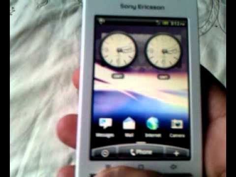 X8 Android 2.3