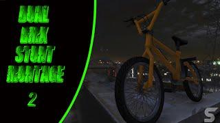 GTA 5 - DUAL BMX STUNT MONTAGE #2! FT. THIAGO CREATOR