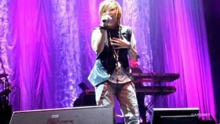Charice - Pyramid / In love so deep, Infinity Tour Jakarta
