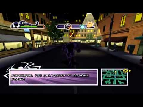 Ultimate Spiderman Walkthrough Part 4