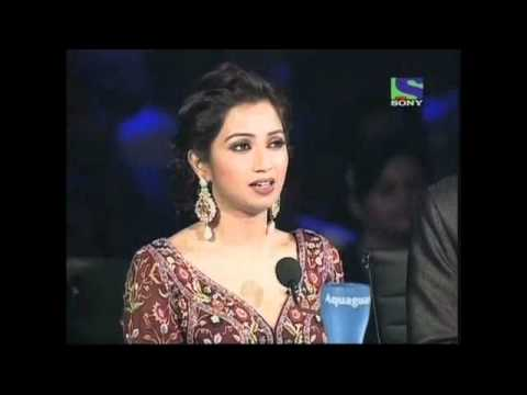 X Factor India - Seema Jha performs radically on Jab Tak Hai...