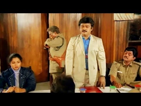 Raja Nadai Full Movie # Tamil Super Hit Movies # Vijayakanth Super Hit Action Movies # Tamil Movies thumbnail