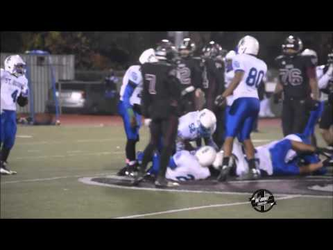 Stefon Woodruff vs. Caravel Academy - 11/04/2014