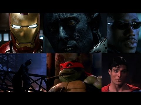 Top 10 Superhero Movies video