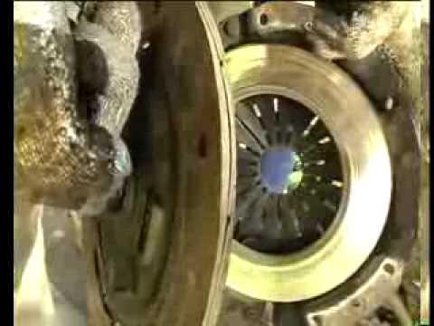 Видео как снять КПП ВАЗ 2107