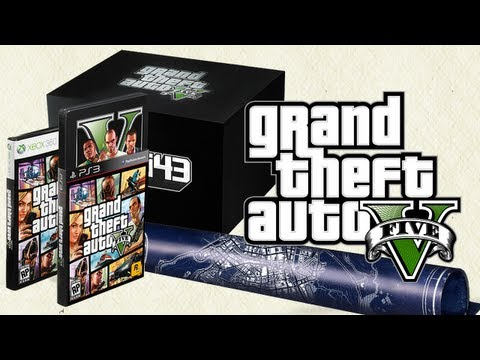 GTA 5 Special Edition and Collector's Edition Breakdown!!