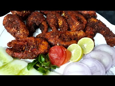 Fish fry (spicy and crispy)