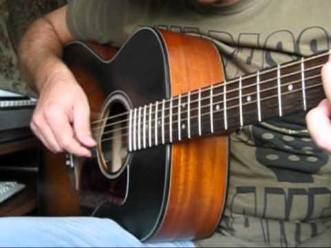 3-е сентября (М. Шуфутинский). Переложение для гитары