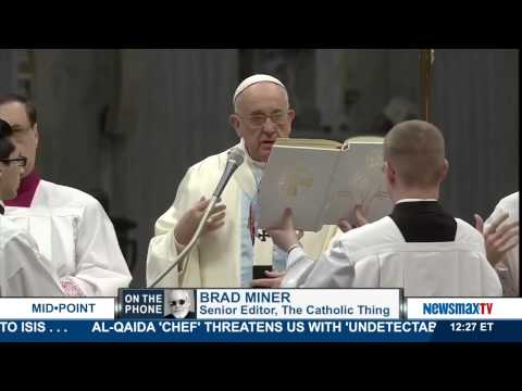 MidPoint | Brad Miner discusses Pope Francis naming 15 new Cardinals