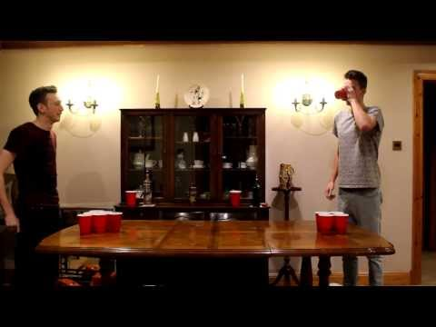 Bomb Pong Challenge vs Jed