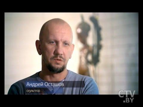 Скульптор Андрей Осташов в программе «Простые вопросы» с Егором Хрусталевым