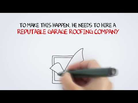 Garage Roof Replacement Review Quotes