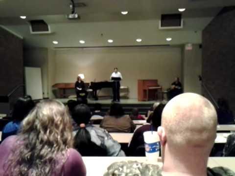 Schubertiade 2012- Kellogg Community College