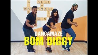 download lagu Bom Diggy  Dancamaze  Zack Knight X Jasmin gratis