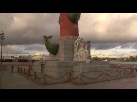 Санкт - Петербург (глазами экскурсовода)