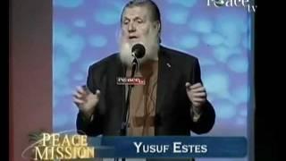 Split Personality Disorder…FUNNY Sh. Yusuf Estes…