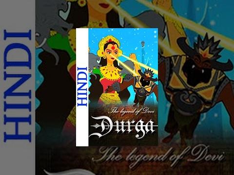The Legend Of Devi Durga ► Mythology Movie For Kids - Hindi video