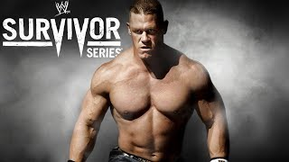WWE Survivor Series 2008 Highlights HD