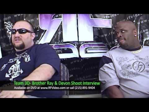Team 3D Shoot Interview Preview