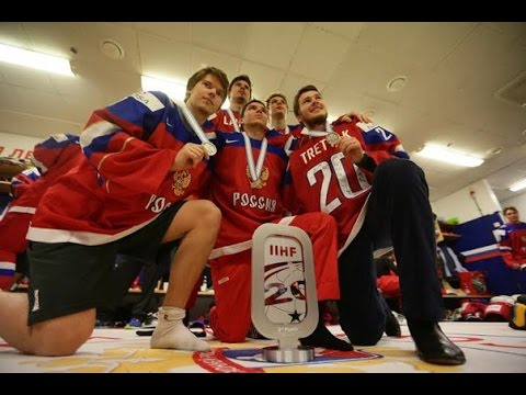 Молодёжный Чемпионат Мира по хоккею 2016. Финал. Россия - Финляндия 3:4 ОТ. Обзор.