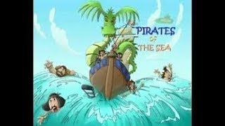 Pirates of the Sea | Chhota Bheem Full Episodes in Tamil | Season 1 Episode 6A