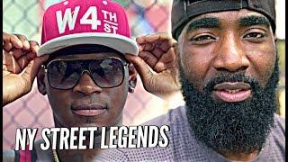 Stories of Street Legends From The True Mecca of Basketball | Heart of The City: NY vs NY