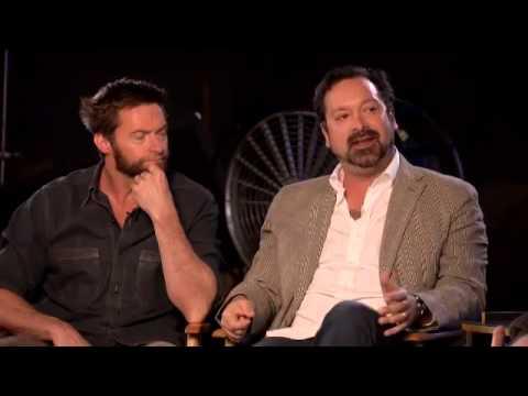The Wolverine | Hugh Jackman & James Mangold Livechat (2013)