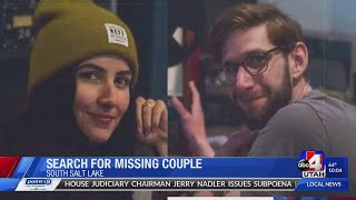 Police trying to find couple missing under 'unexplained' circumstances
