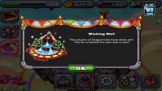 DragonVale - Wishing Well - Free Dragon!