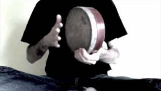 "Kanjira solo - ""Gajara"" - (Bruno Tauzin)"