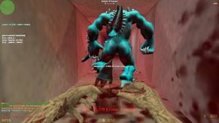 Counter-Strike: Zombie Escape Mod - ze_Blackmesa_v3 on MILFEscape