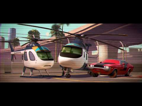 Planes 2 Fire & Rescue Clip - Chops -- Official Disney | HD