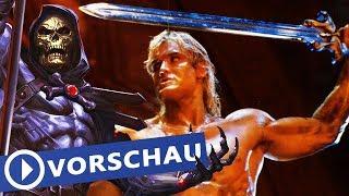 """He-Man: Wie der neue """"Masters of the Universe""""-Film werden könnte"""