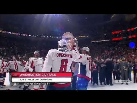 Наши взяли Вашингтон и Кубок Стэнли | Реакция Овечкина