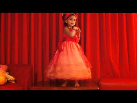 Anushka Joshi (eva) 's Cute Dance On O Piya O Piya Falguni's Dance No. video