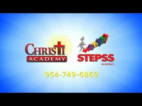 Stepss & Christi Academy Commercial - 08/07/2012