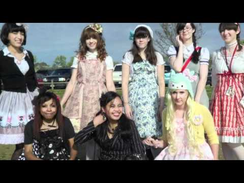 Lolita Meetup At Mount Trashmoore video