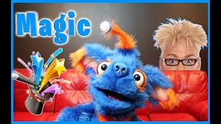 The Meaning of Magic   Magic Tricks for Kids   Pily Imagination and Creativity Video for Children