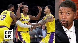 Did Rajon Rondo's buzzer-beater, veteran leadership galvanize the Lakers? | Get Up!