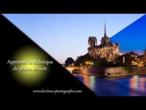 cours photo - Apprenez la technique de base de la photo de nuit