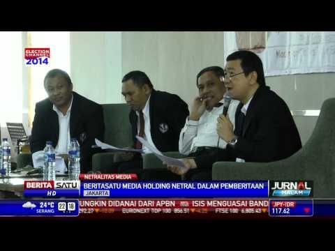 Beritasatu Media Holding Netral Dalam Pemberitaan