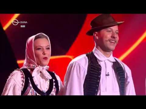 Bulyáki Anett - Oszlánszki Patrik: Feketelaki lassú és szökős (Középdöntős produkció)