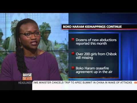 Arise America: Boko Haram New Kidnappings