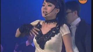 Uhm Jung Hwa - Betrayal Of Rose Live