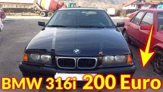 Am cumparat un BMW 316i cu 200 Euro Teapa sau NU ? #Storytime