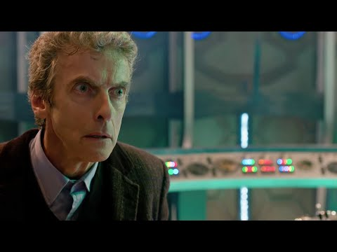 The Eleventh Doctor Regenerates - Matt Smith to Peter Capaldi - Doctor Who - BBC